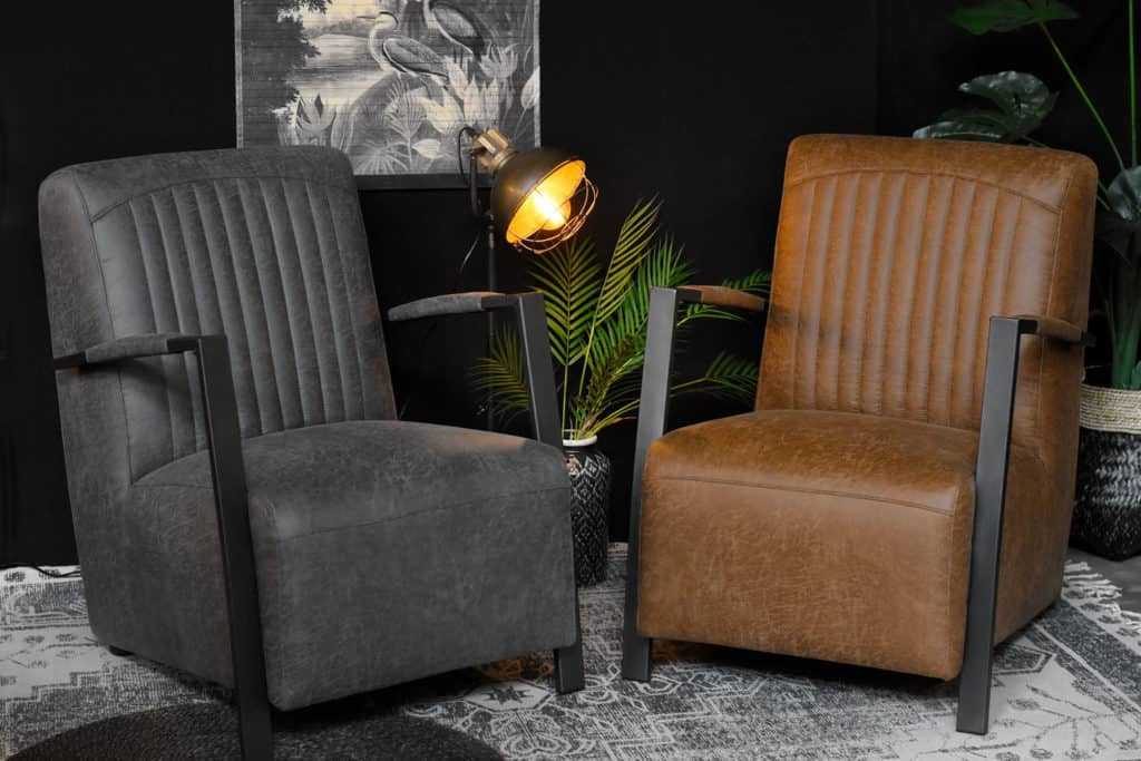 Fauteuil Sixty + Fauteuil Sixty