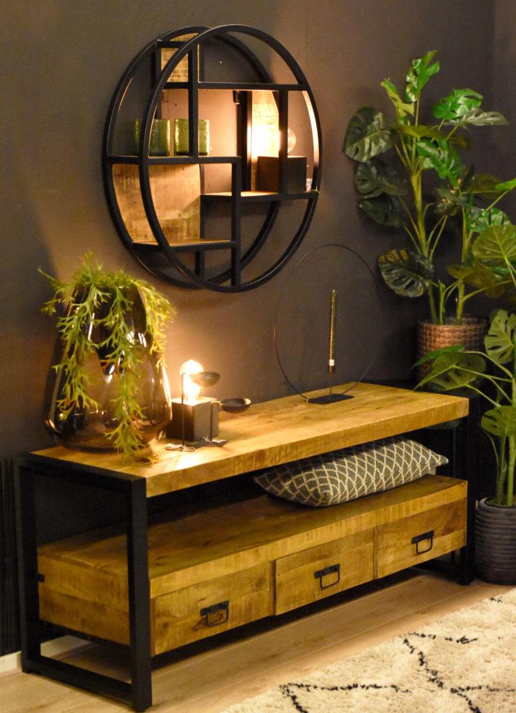 Tv-meubel Britt + Wandrek Jolande