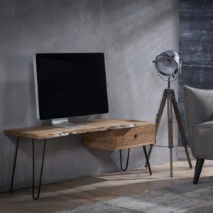 tv meubel houten kast houten kast voor onder de tv televisie meubel