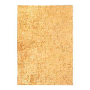 HUUS by boo accessoires vloerkleed madam geel 160cm