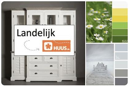 Pinterest stijlbord Landelijk interieur HUUS.nl blog Verthuizen