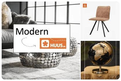 Pinterest stijlbord Modern interieur HUUS.nl blog Verthuizen